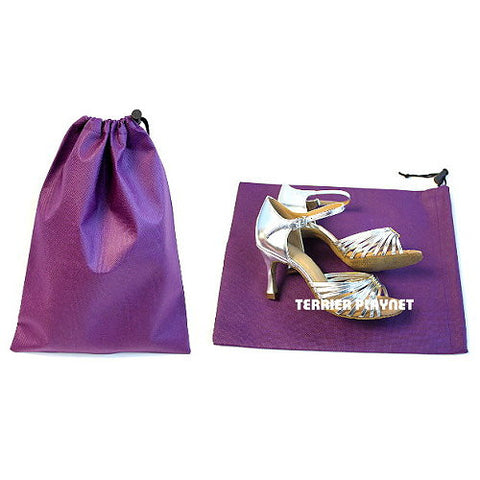 Purple Shoes Bag SH1
