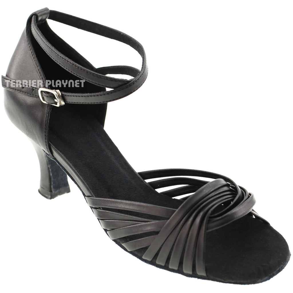 Black Women Dance Shoes S46