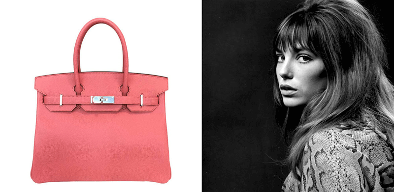 Story of the Hermès Birkin Bag