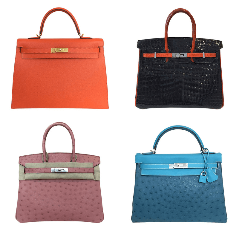 The Exclusivity of Hermès Birkins and Kellys