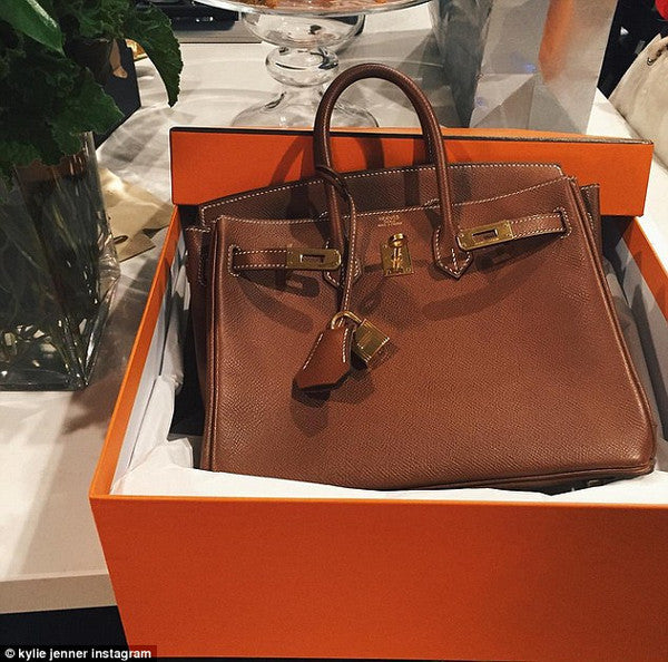 Kylie Jenner Gets Hermès Birkin for Birthday