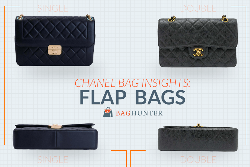 77b92641c9da An Insight Into Chanel Flap Bags | Baghunter