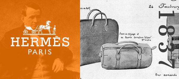 A Timeline of the Hermès Brand