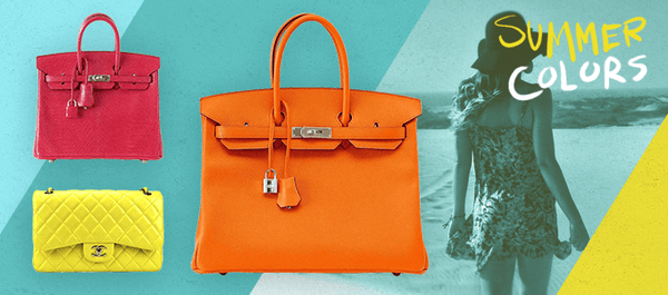 Bags of the Week: Summer Colors