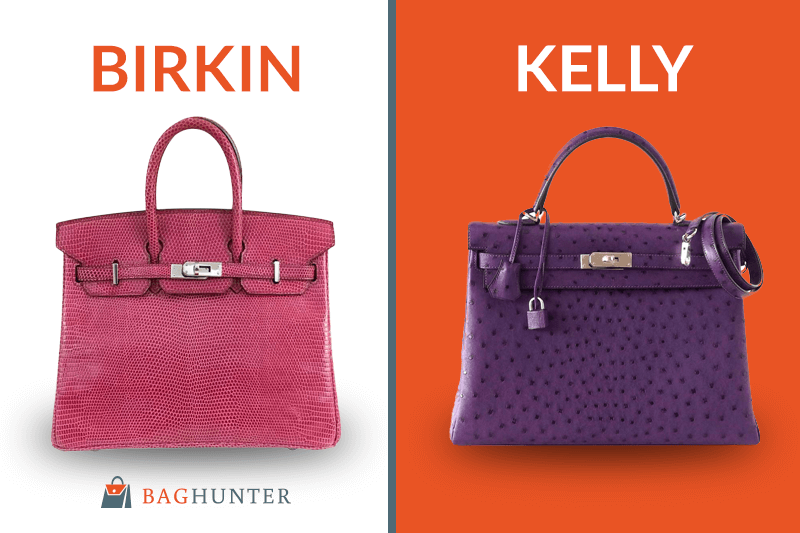 2c2b6ed8c293 Hermès Birkin Vs Hermès Kelly: How to Choose The Right One | Baghunter