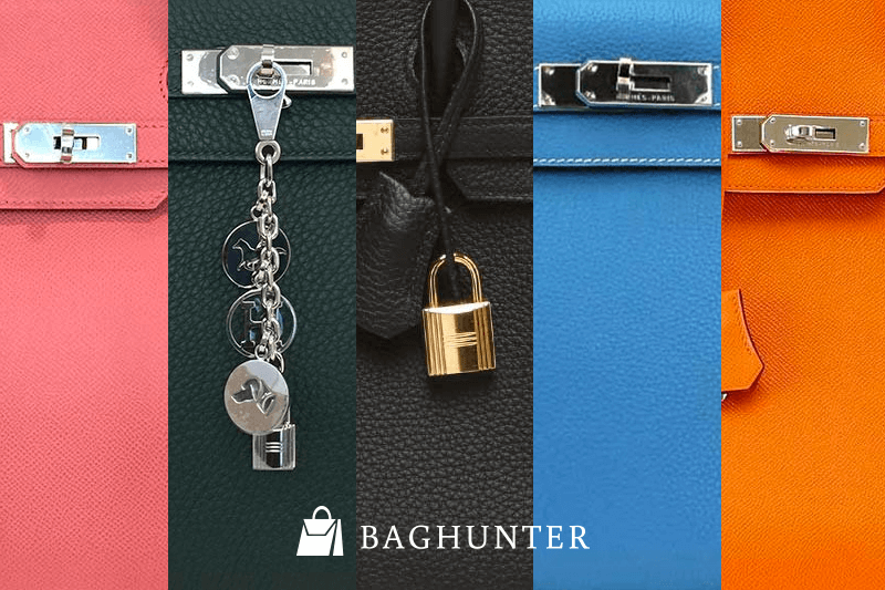 20a6efc365 Hermès Hardware Guide for Birkin and Kelly Bags | Baghunter