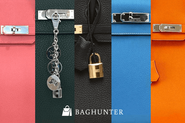 Hermès Handbag Insights: Hardware