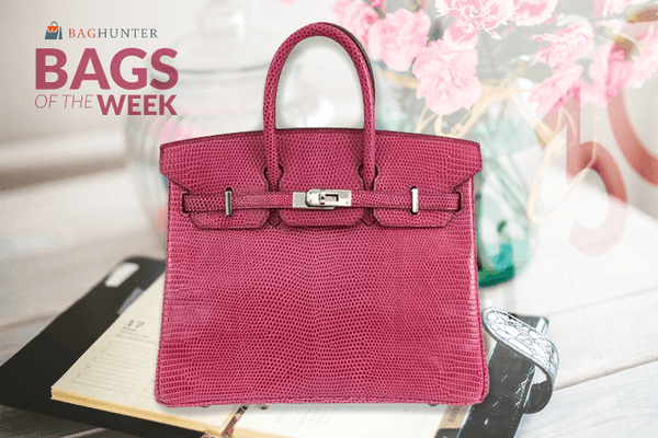 Bags of the Week: Hermès Minis