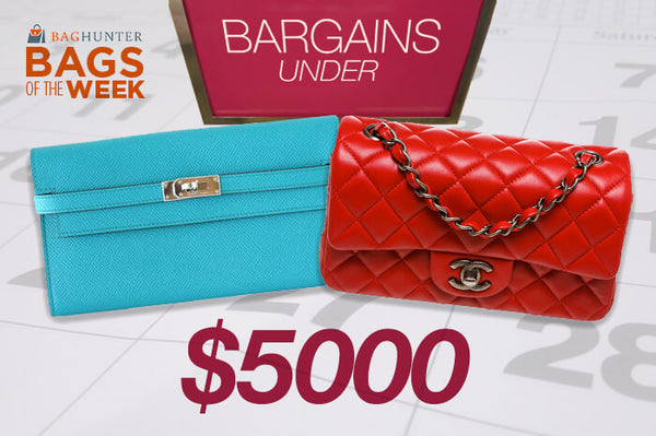 Bags of the Week: Bargains!