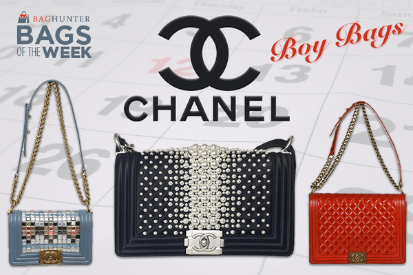 Bags of the Week: Boy Bags