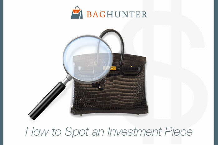 How to Spot an Investment Piece