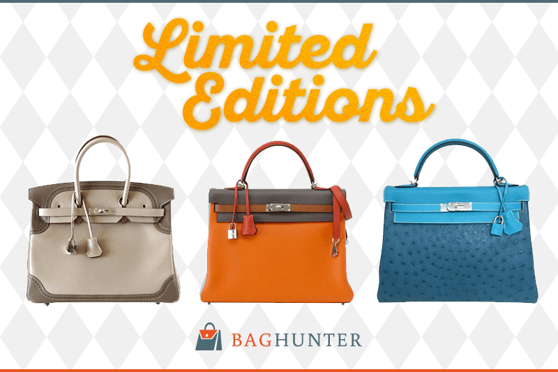 Bags of the Week: Limited Editions