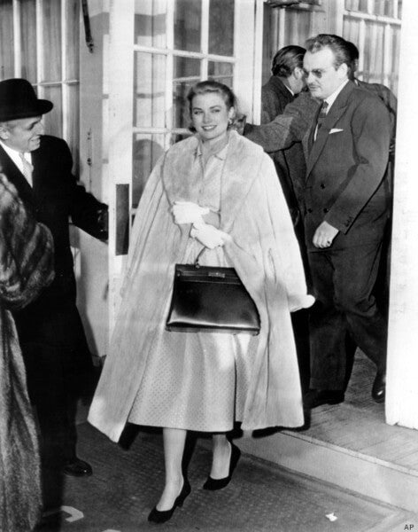 055abd9bf015 Princess Grace Kelly and the History of the Hermès Kelly Bag