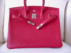 Hermes Bag Fjord Leather