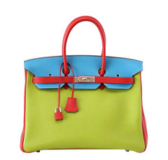 Hermes Birkin Hot color