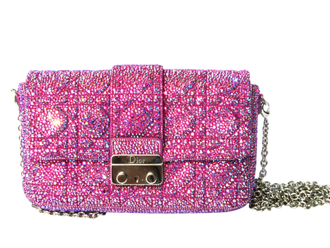 Custom Dior Bag Crystals