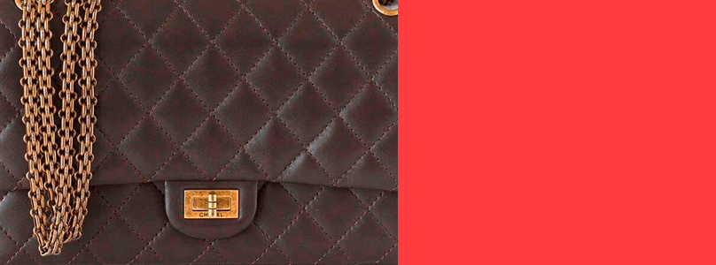 ed5a36f17 The leather of choice on many Chanel bags is lambskin which should feel  soft to the touch and have a visibly smooth appearance.