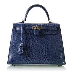 Hermes Bag Lizard Skin