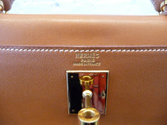 Hermes Bag Swift Leather