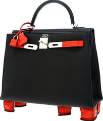 hermes kelly bag feet