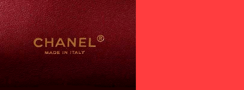 chanel authenticity stamp