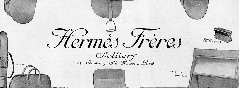 A Timeline and History of the Iconic Hermès Brand | Baghunter