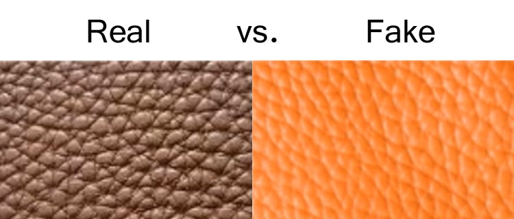 Rough vs soft bagleather