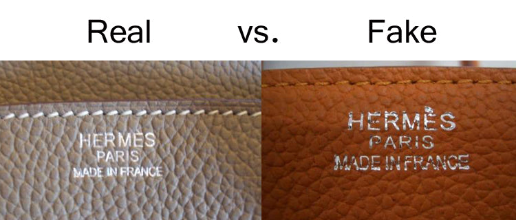 Real Vs Fake Hermes Evelyne 3 Handbags That Look Like Birkin