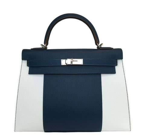 Hermes Kelly 32 Flag Sellier Bag