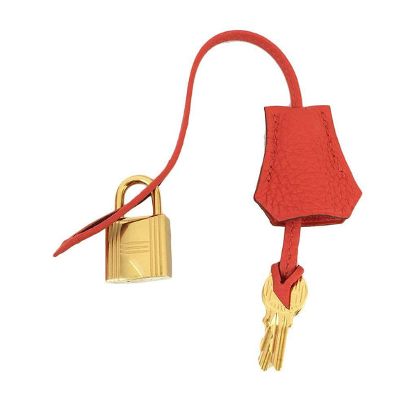 hermes kelly 32 cappucine new keys