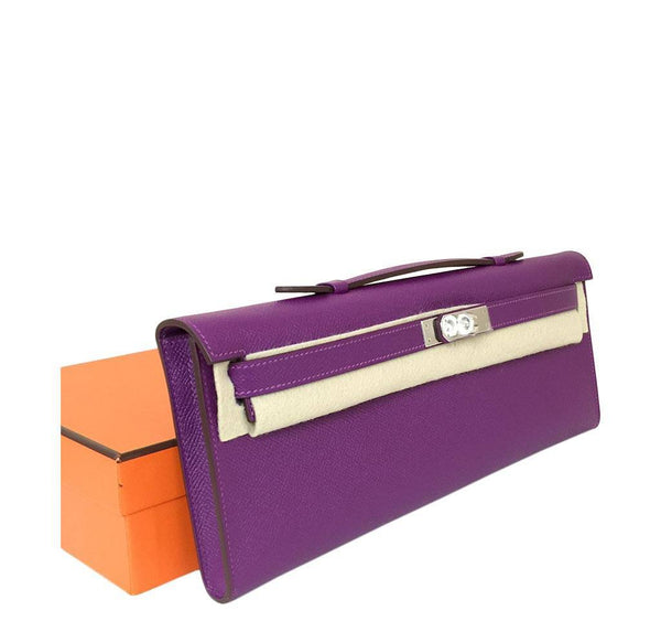 hermes kelly cut anemone new box