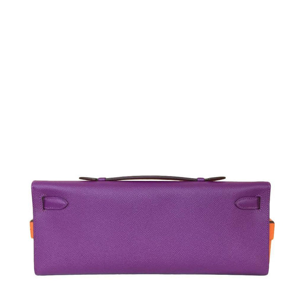 hermes kelly cut anemone new back