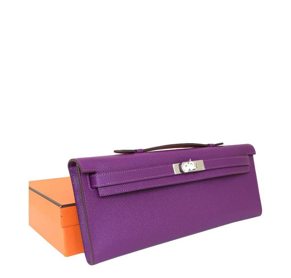 hermes kelly cut anemone new complete