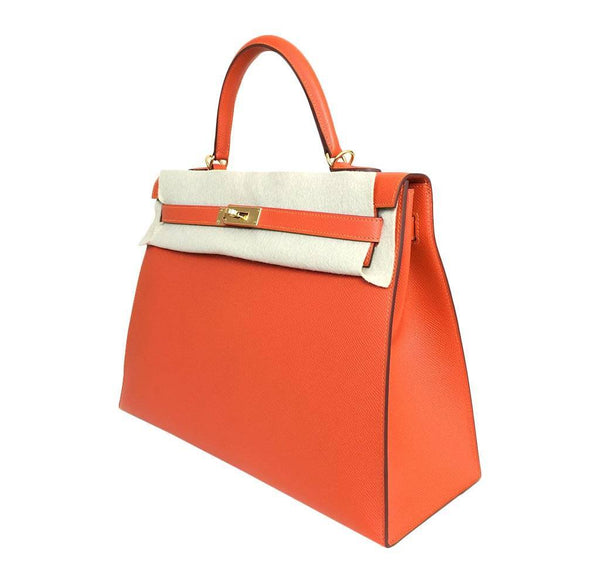 hermes kelly 35 feu new side