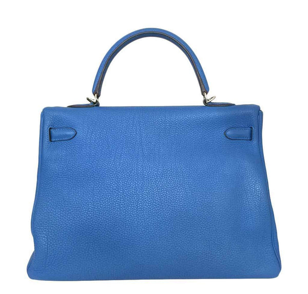 hermes kelly retourne 32 mykonos used back