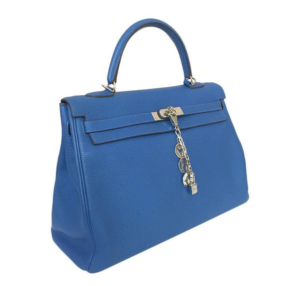 hermes kelly retourne 32 mykonos used side