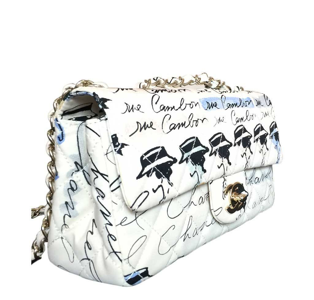 9ec5b484fcd3 Chanel Flap Bag Mademoiselle Coco - Limited Edition | Baghunter