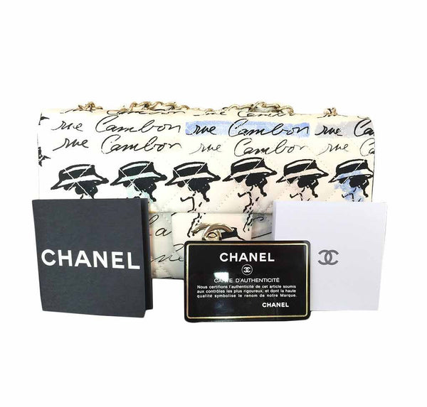 chanel flap bag mademoiselle coco chanel used complete