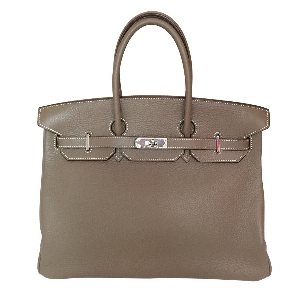 Hermès 35cm Birkin bag Free Shipping Cheap Quality Discount Reliable Cheap Sale Largest Supplier CDuoK