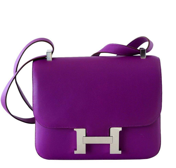 Hermes Constance 24 Anemone Bag