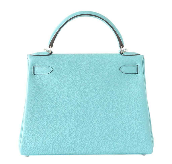 Hermes Kelly 28 Atoll new back