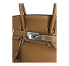 Hermes Birkin 35 Bag Gold Togo Palladium very good clasp