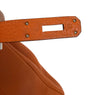 Hermes Birkin 35 Orange Togo Palladium excellent year blind stamp