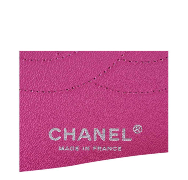Chanel Bag Jumbo Classic Fuschia New Stamp