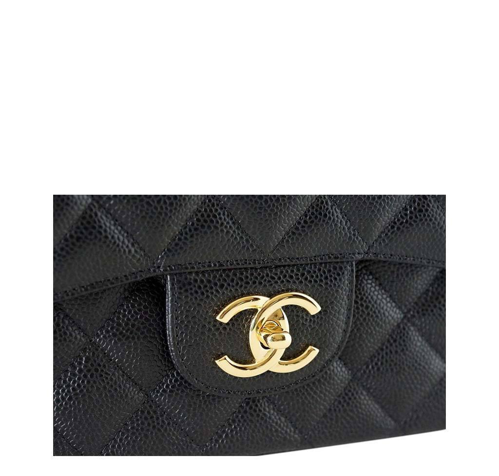 f28a7af5bb3356 Chanel Bag Maxi Double Flap Black - Very Rare | Baghunter