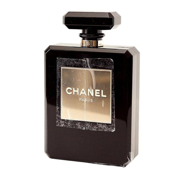 Chanel Bag Perfume Bottle New Side
