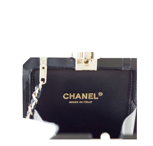Chanel Bag Perfume Bottle New Stamp
