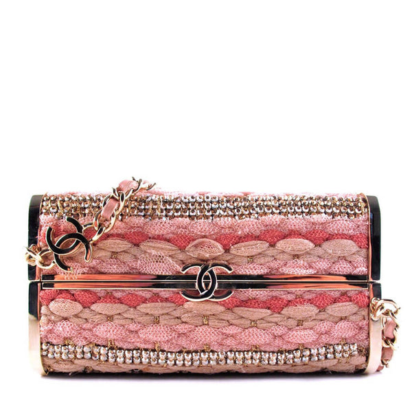 Chanel Minaudiere Bag Limited Edition