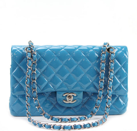 Chanel Jumbo Flap Bag Light Blue