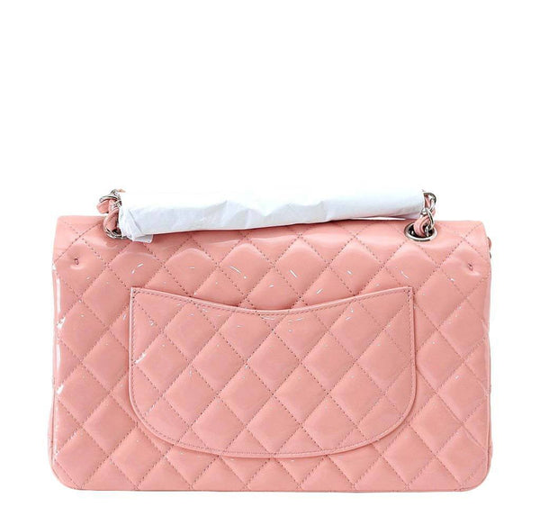 Chanel Cruise Bag Pink New Back